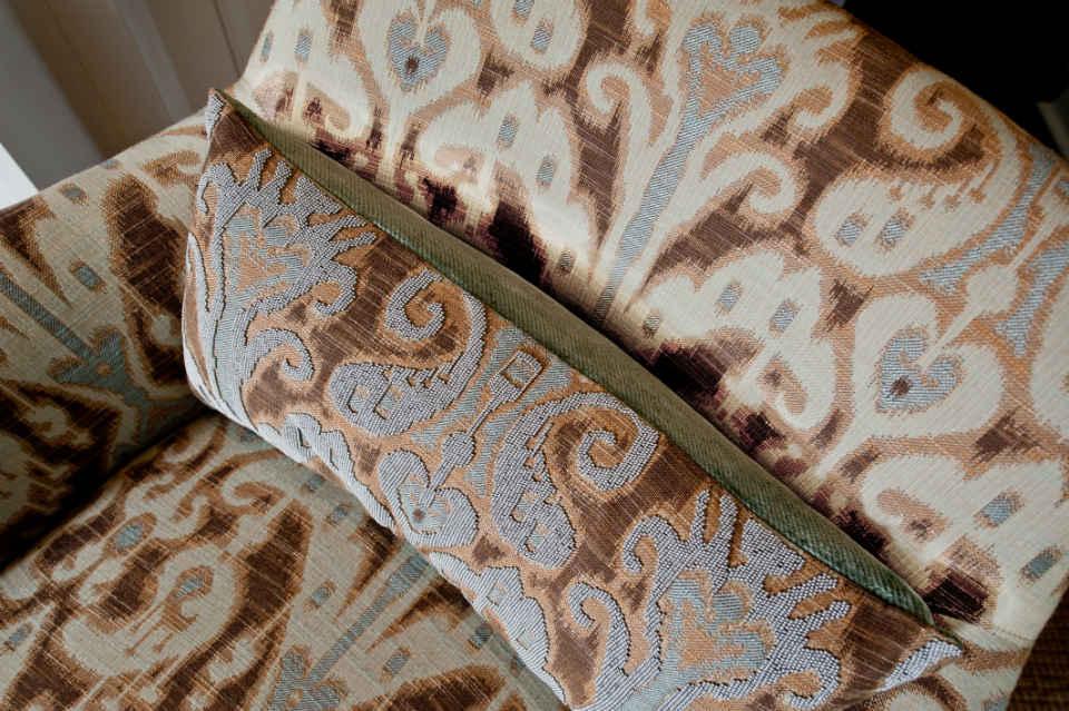 Chair Fabric Interior Design Nj