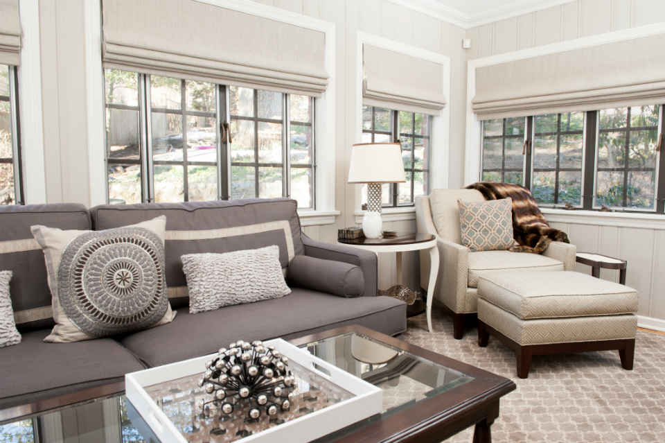 Family Room Interior Design