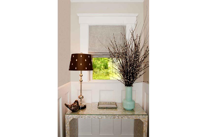 Interior Design End Table