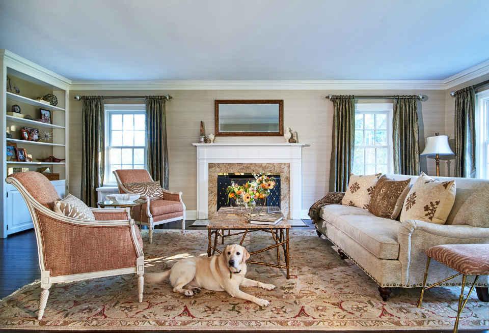 Living Room Liepold Design Group Nj