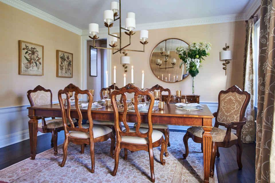 Shorthills Dining Room Design Nj